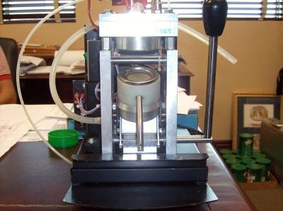 Aluminum Espresso Machine Assembly Food