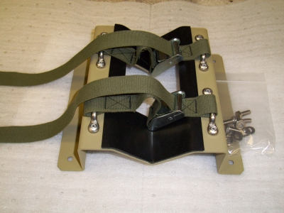 Anodized Aluminum Assembly with Buckles Defense