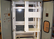 Custom Manufacturing of a Power Conversion Locker