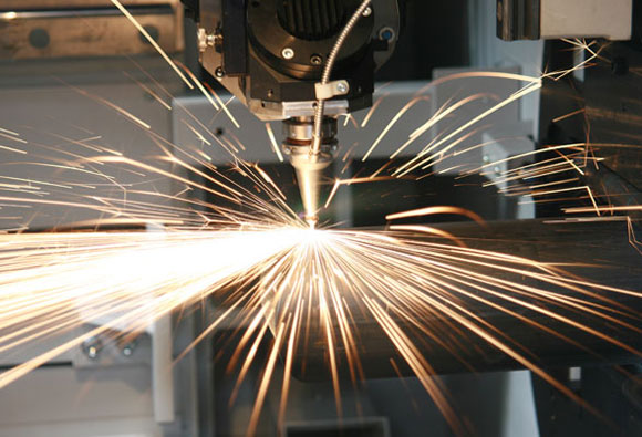 Bystronic FIber 6000 Laser Cutting Parts