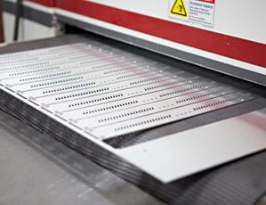 Sheet Metal Fininshing & Graining